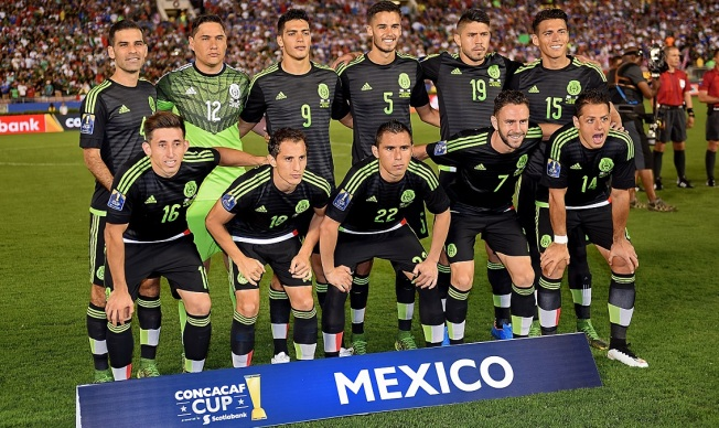 Mexico Announces Preliminary 2018 World Cup Roster