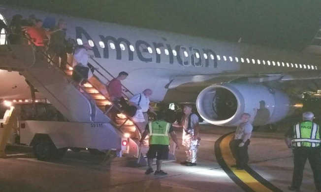 Flight makes frightening landing at Tampa International Airport