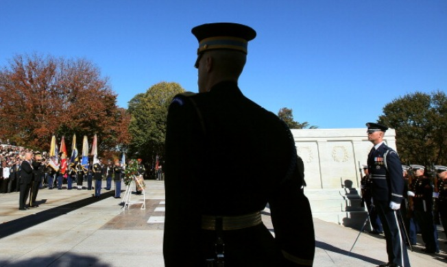 A Sacred Duty: Guarding the Tomb of the Unknown Soldier