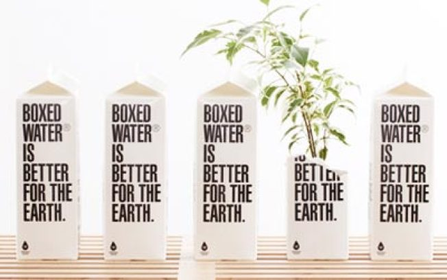 Eco Trend Alert: Boxed Water