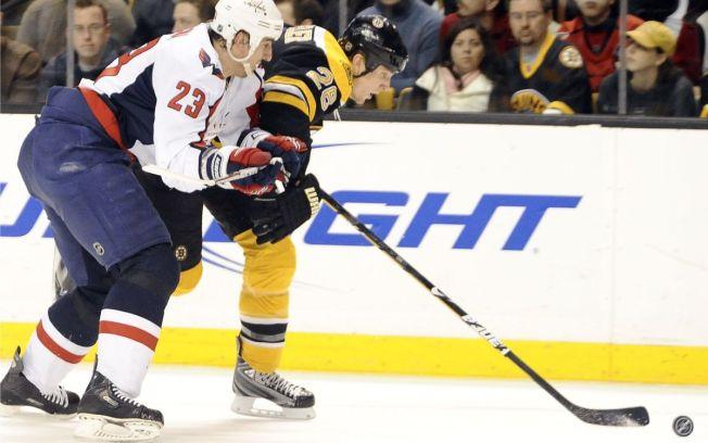 NHL Last Night: Capitals Take Bruins in East Showdown