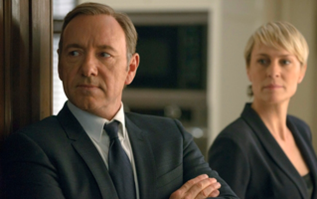 Watching 'House of Cards' in Tehran, to Hard-Liners' Delight