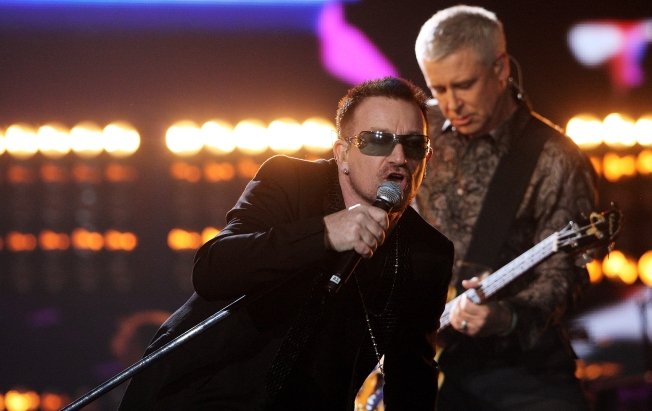 U2 to Rock Out at Fordham