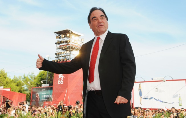 "Oliver Stone: Greed Is Legal In ""Wall Street 2"""
