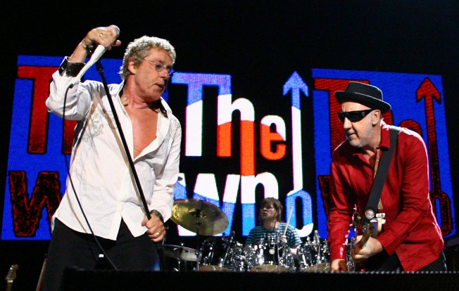 The Who? What? Why? Old Rockers to Play Super Bowl