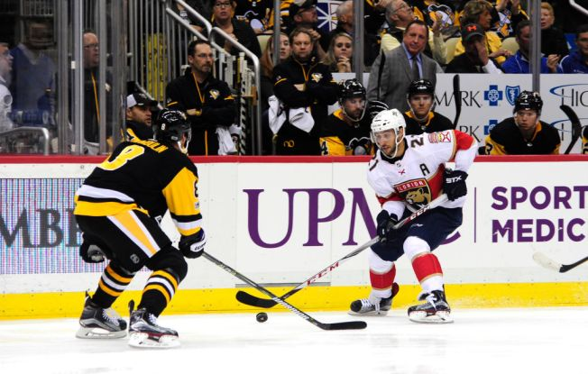 Guentzel s OT Winner Lifts Pittsburgh Penguins Over Florida Panthers ... 0c3b2a4f23c