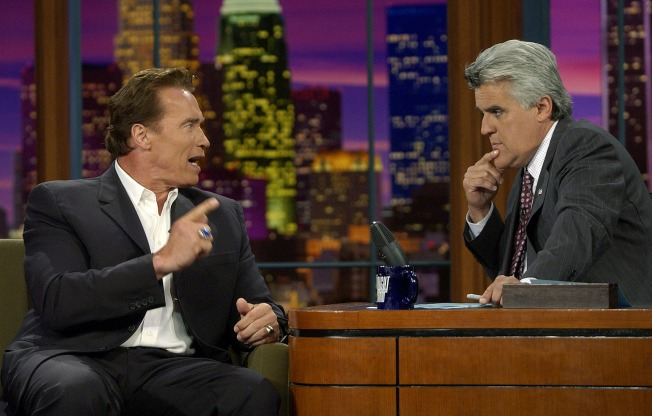 Jay Leno Announces Final 'Tonight Show' Guests