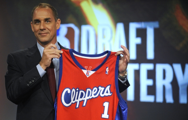 Clippers President Taking Leave Amid Sterling Scandal