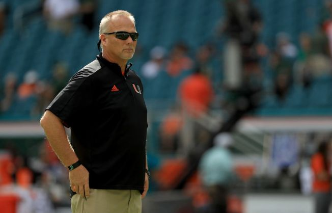 Former Miami Hurricanes Head Coach Mark Richt 'Doing Fine' After Suffering Heart Attack