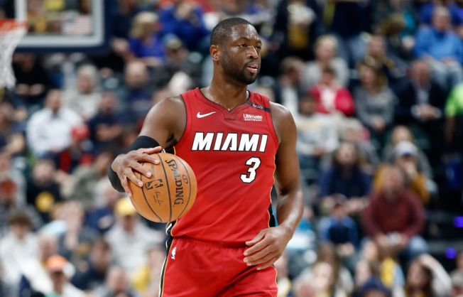 Miami Heat Have High Expectations in Dwyane Wade's Final Season