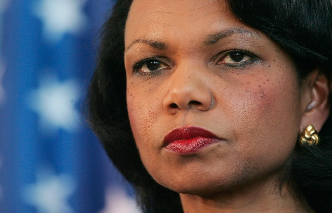 Fourth-Grader Grills Condi on Torture