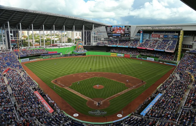 Uber Creates Designated Pick-Up, Drop-Off Lot Outside of Marlins ...