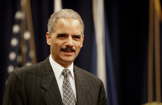"""AG Holder: U.S. Is a """"Nation of Cowards"""" on Race"""