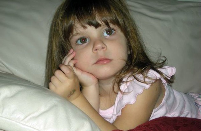 Little Caylee Anthony Remembered at Service