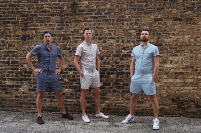 Will Male Rompers Be The Clothing Item Of The Summer? Perhaps.