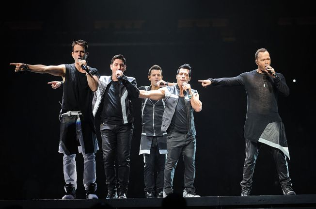 New Kids on the Block, Boyz II Men and Paula Abdul Joining Forces For Mega Tour