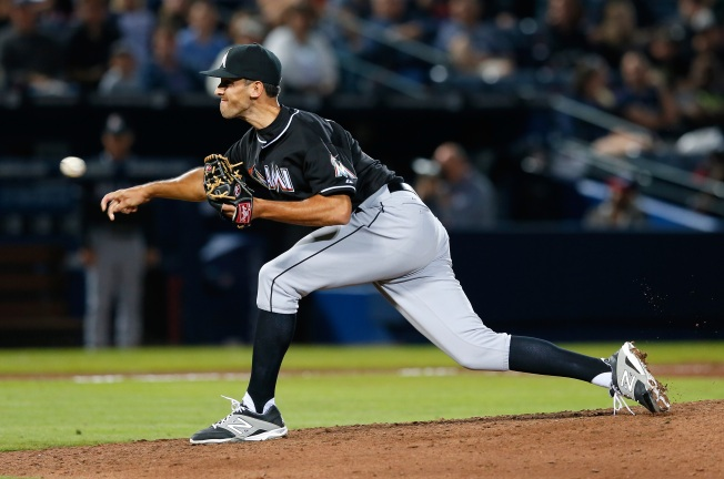Cishek's Save Streak Comes To An End As Marlins Fall to Mets