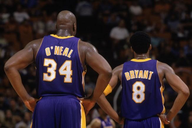 Shaq, Kobe and Phil: Reunited And It Feels So Good
