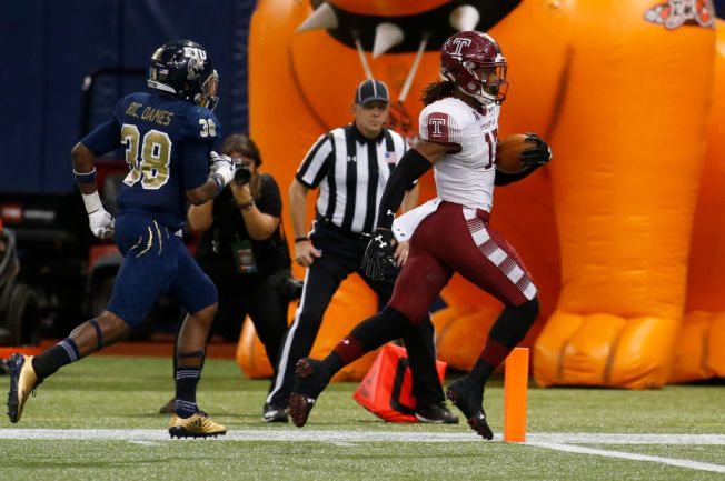 Fiu Panthers Ends Season With Blowout Loss To Temple In Gasparilla