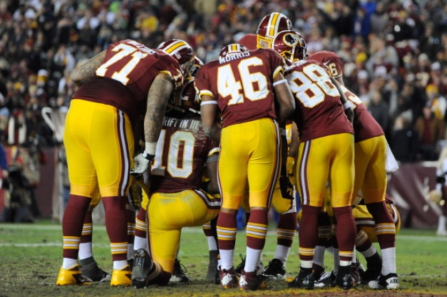 """Bill Would Prevent the Term """"Redskins"""" From Being Trademarked"""