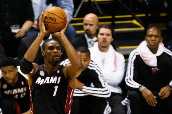Miami Heat: Chris Bosh Apologizes to Teammates