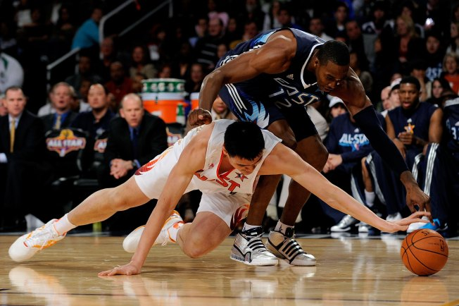 The Best Center on the Planet Is Named Yao