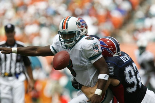 Ex-NFL QB Daunte Culpepper Loses South Florida Home in Foreclosure