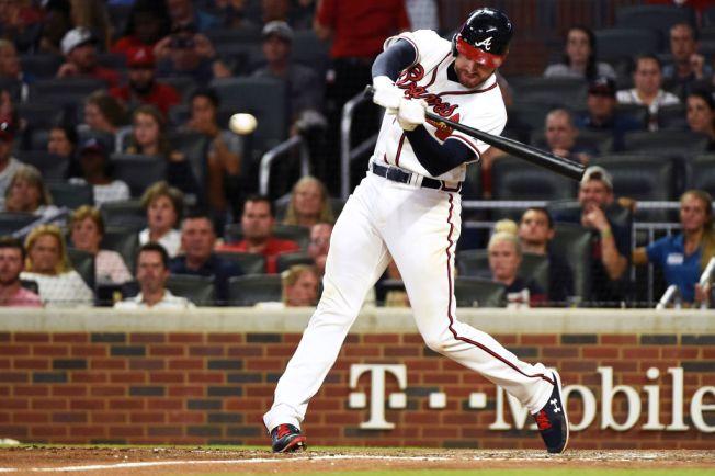 Freeman's Big Night Carries Atlanta Braves Past Miami Marlins