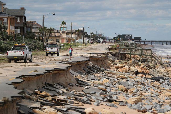 FEMA teams assessing Hurricane Matthew damage in Florida