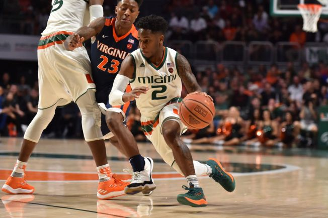 Miami Hurricanes Fall to No. 1 Virginia Cavaliers in Low Scoring Battle