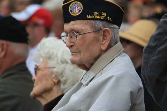 10 WWII Veterans Honored By France