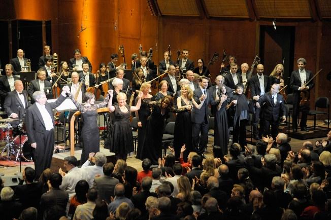 "New York Philharmonic To Play Theme From ""Platoon"""
