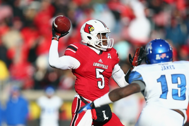 Bridgewater's Stock Continues To Fall Before NFL Draft
