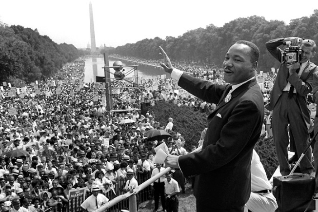 LIM-TEST Duplicate Remembering Martin Luther King Jr.'s Dream