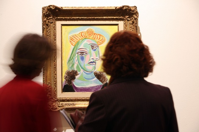 Audio Recording About Picasso's Florida Sculpture Discovered