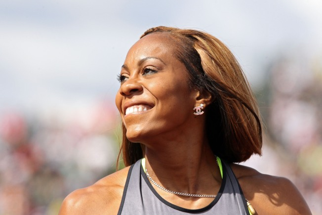 Rule 40 Twitter Campaign Is About Olympians Getting Voices Heard: Sanya Richards-Ross