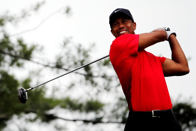 Tiger Woods to Miss Own Tournament With Elbow Strain