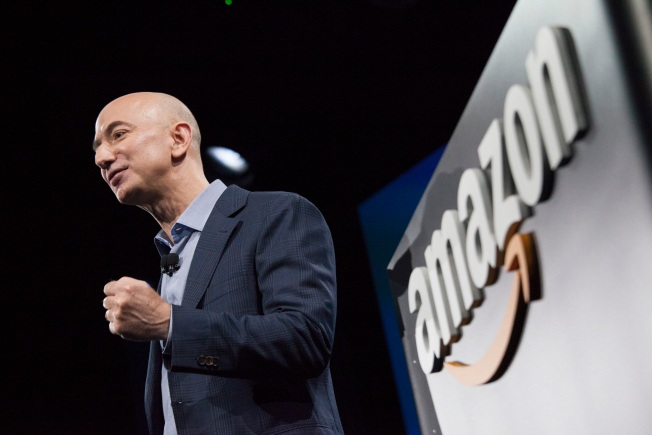 Amazon CEO Jeff Bezos Could Become World's Richest Man