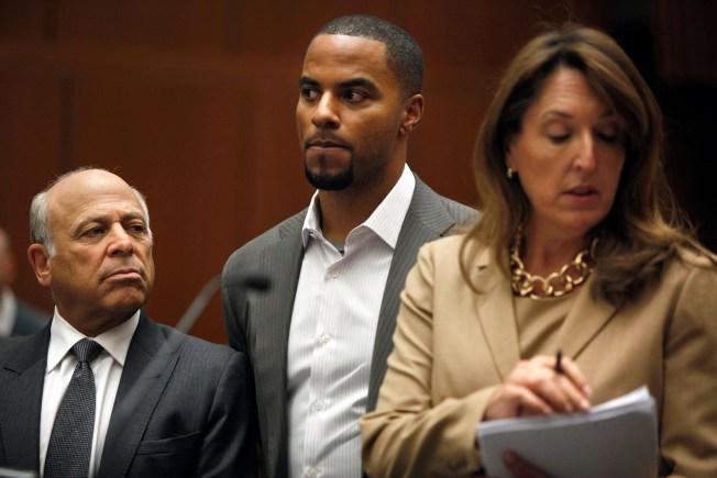 Darren Sharper Rape Case Dropped By Miami Beach