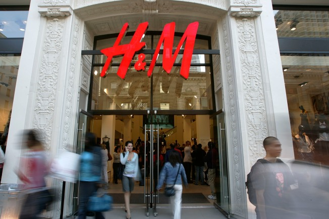 H & M to Open Store at Aventura Mall Next Week