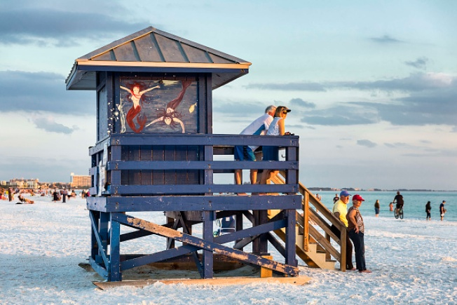 Siesta Beach Named Best in United States by Renowned FIU Professor