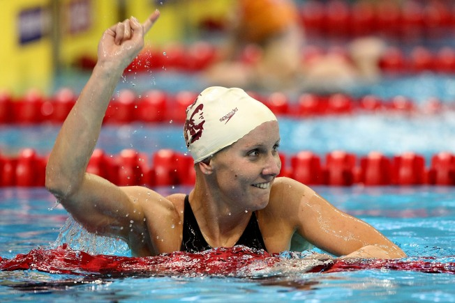 Swimmer Banned From Olympics Cleared