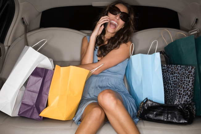 The Shame of Luxury Shopping