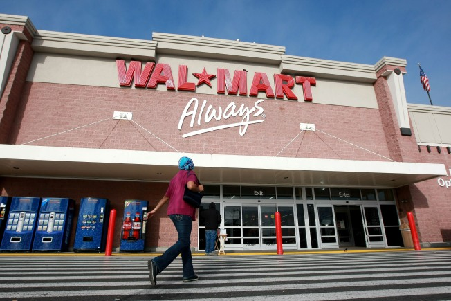 Wal-Mart Worker Accused of Rolling Back Prices