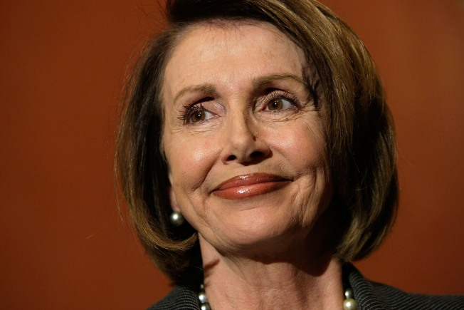 Nancy Pelosi's Not the Right Enemy