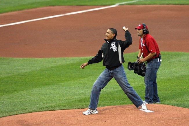 Obama Falls Out of Fashion