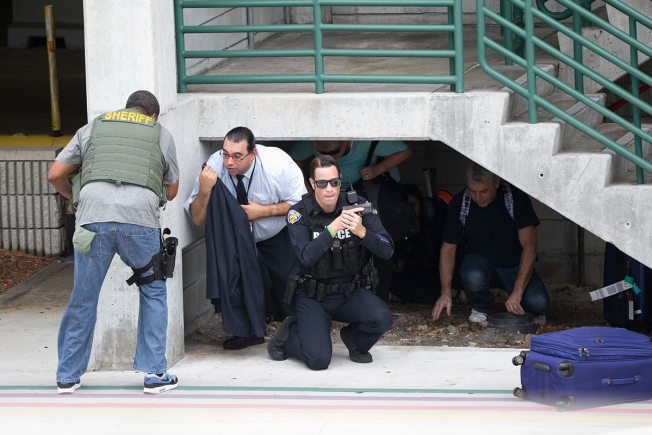 Consultant to Look at How Fort Lauderdale Airport Handled Shooting