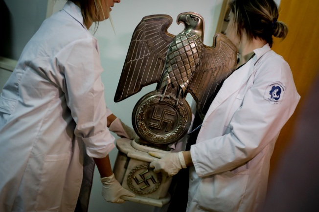 Macabre Medical Device Among Nazi Artifacts Found in Hidden Room: Police