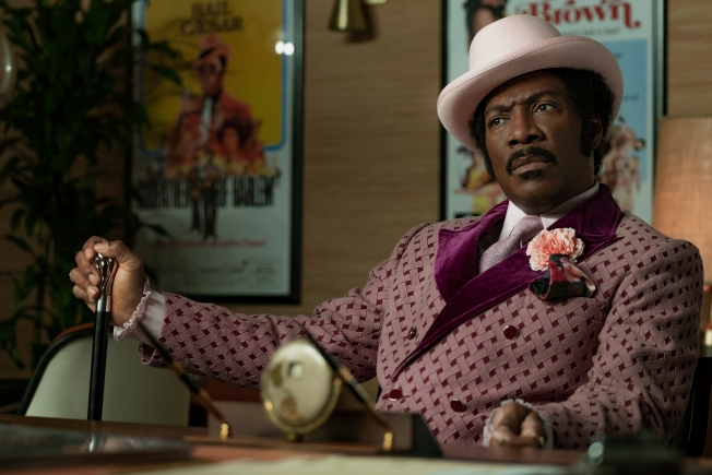 In 'Dolemite Is My Name,' a Return to Form for Eddie Murphy
