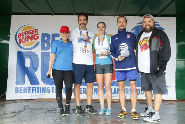 NBC 6 Caring for Our Community - Proud Sponsor of The BK Beach Run